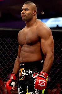 Image of Alistair Overeem
