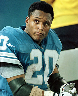 Image of Barry Sanders