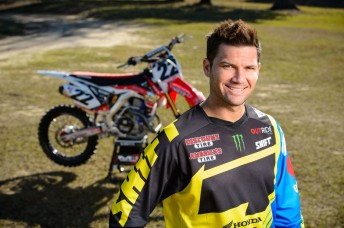 Image of Chad Reed