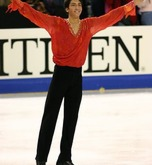 Image of Evan Lysacek