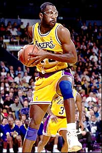 Image of James Worthy
