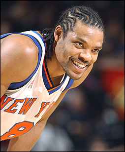 Image of Latrell Sprewell
