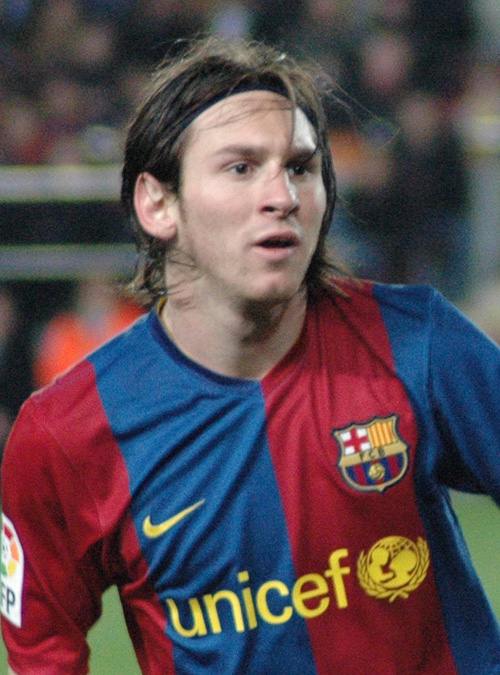 Image of Lionel Messi