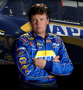 Image of Michael Waltrip