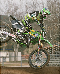 Image of Ricky Carmichael