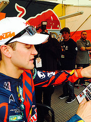 Image of Ryan Dungey