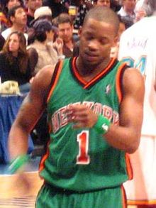 Image of Steve Francis